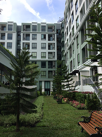 Kensington Phahol - Kaset-4