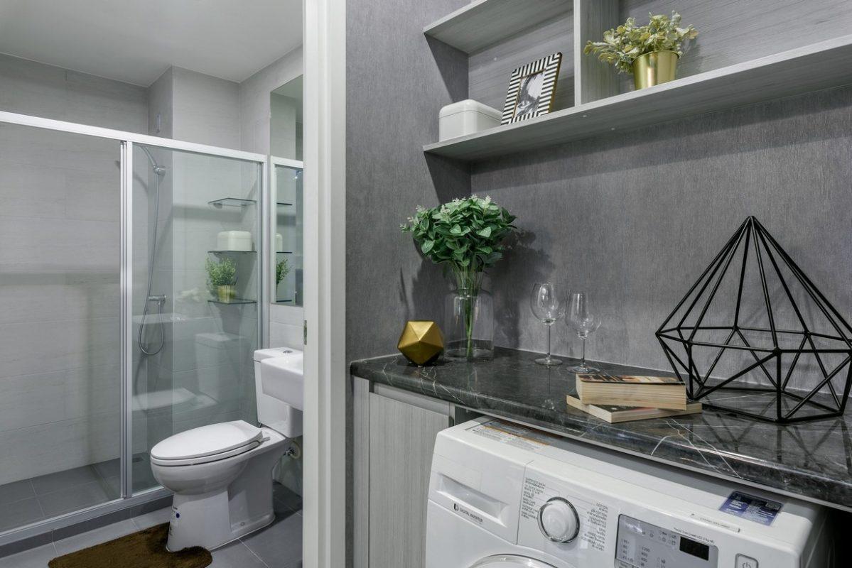 Notting Hill Laem Chabang - 1 Bedroom Bathroom