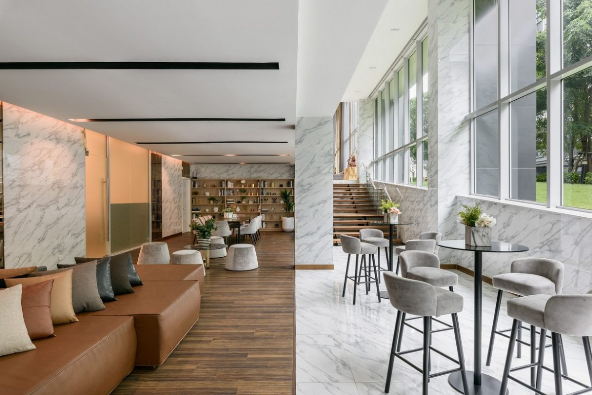Notting Hill Laem Chabang - Co Working Space