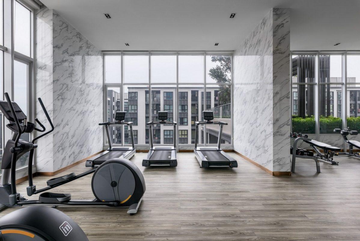 Notting Hill Laem Chabang - Fitness