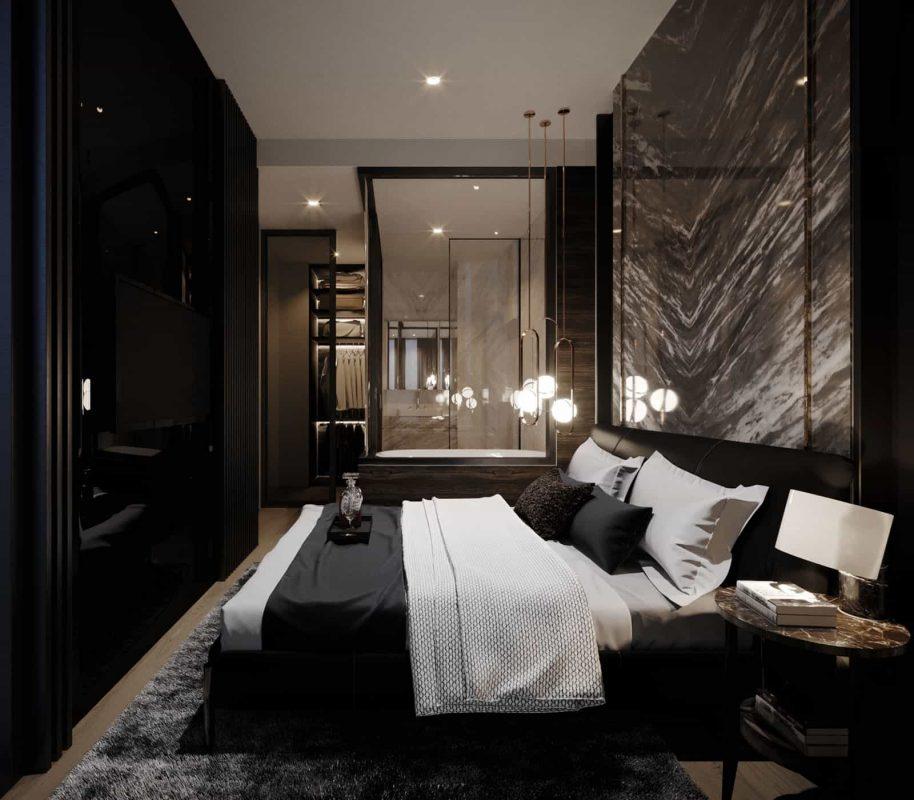 คอนโดทองหล่อ 1 bedroom