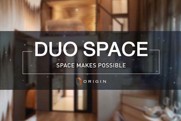 Duo Space จาก ออริจิ้น พร็อพเพอร์ตี้