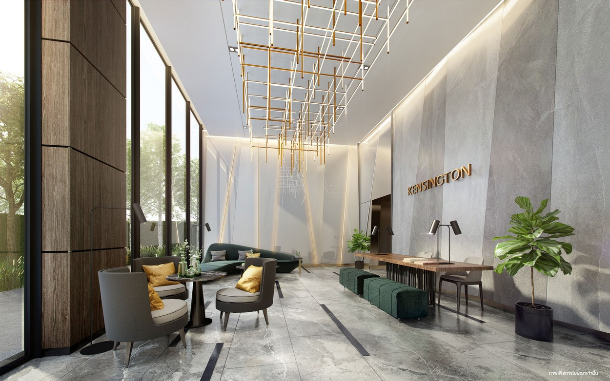 Lobby ORIGIN-SMART-DISTRICT-RAYONG