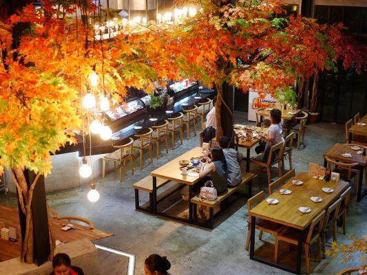 ภาพจากเพจ Jirafu Sushi & Beer Bar