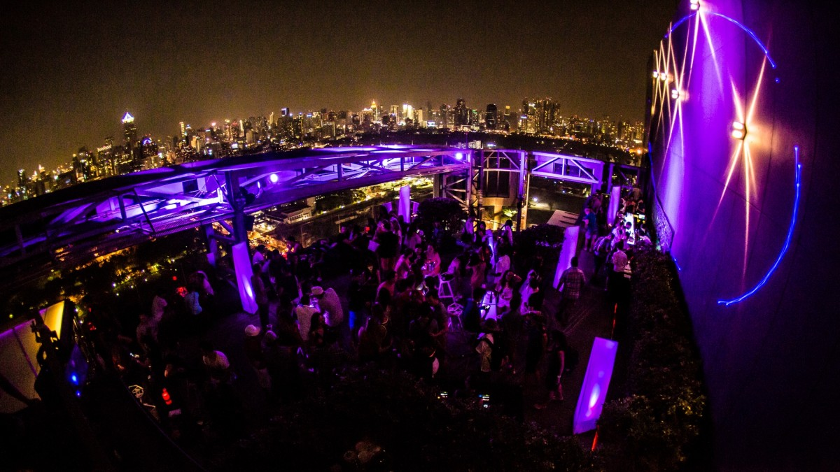 HI-SO Rooftop Bar – SO Sofitel Bangkok