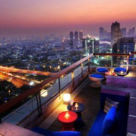 5 Rooftop Bar กรุงเทพ วิวสวยที่สุด ในย่าน สาทร