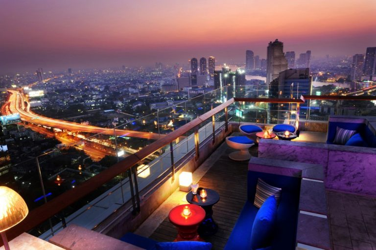 The Roof @38th Bar - Mode Sathorn Hotel