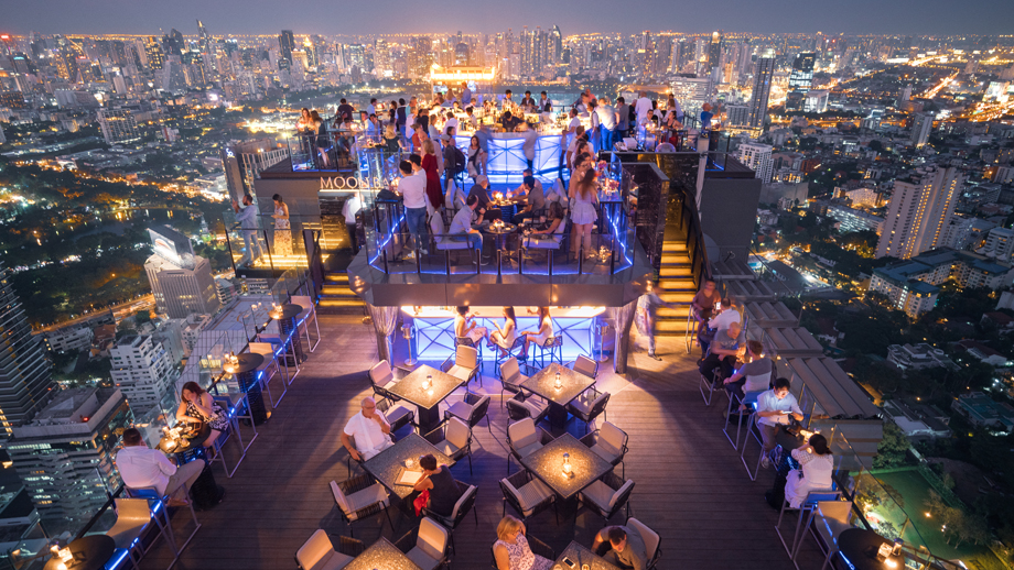 Vertigo and Moon Bar – Banyan Tree Bangkok