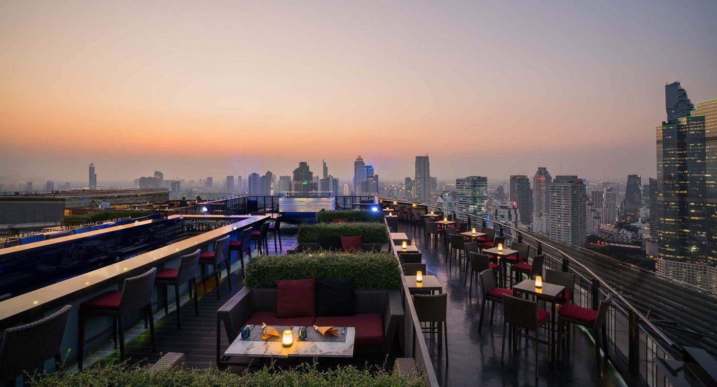 ZOOM Sky Bar & Restaurant – Anantara Sathorn Bangkok