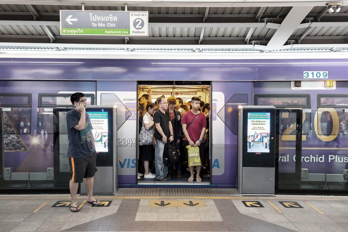 MRT ลาดพร้าว สถานีที่เชื่อมไปยังหลากหลายย่านสำคัญ