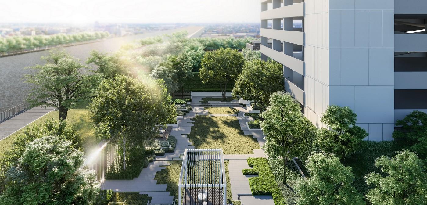 คอนโดราม Garden