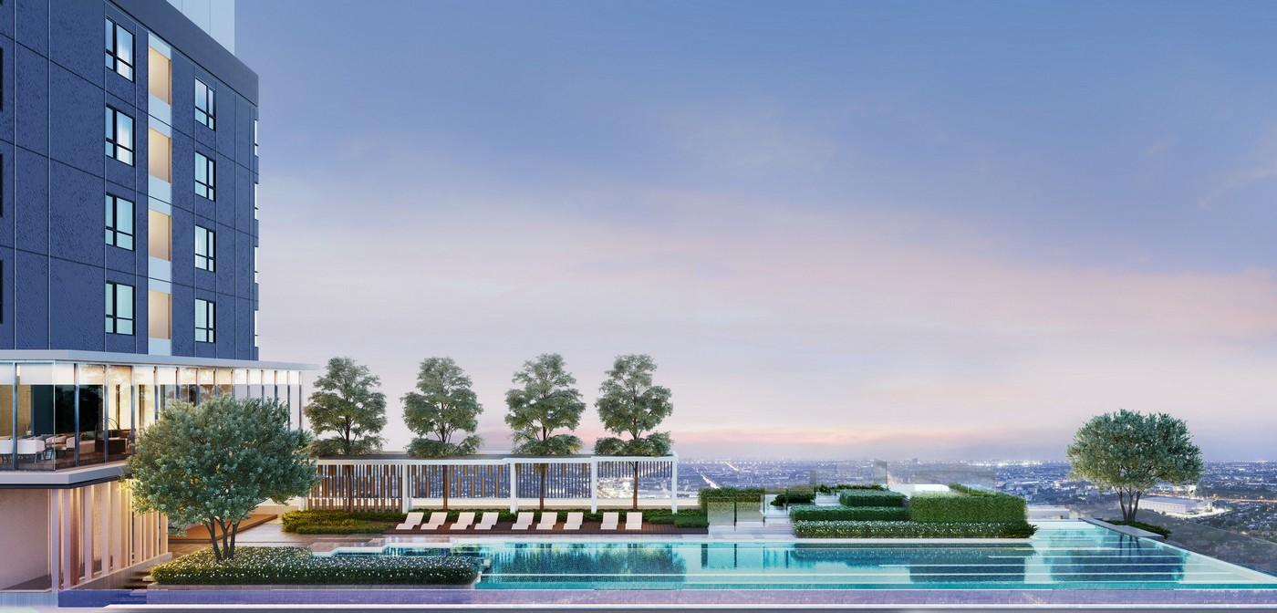 คอนโดราม Swimming pool