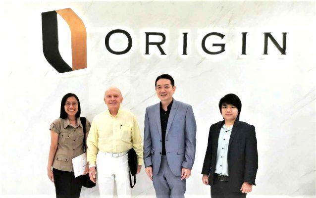 "ORI พบ ""มาร์ค โมเบียส"" นักลงทุนระดับโลก"
