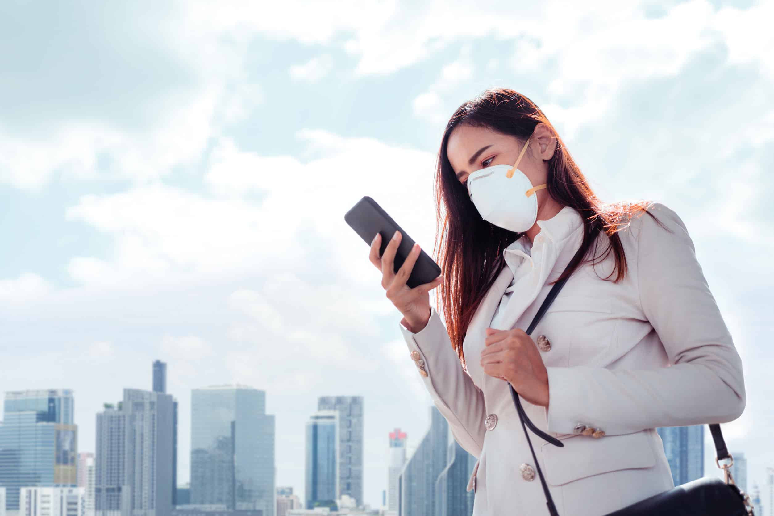วิธีป้องกันฝุ่น PM 2.5