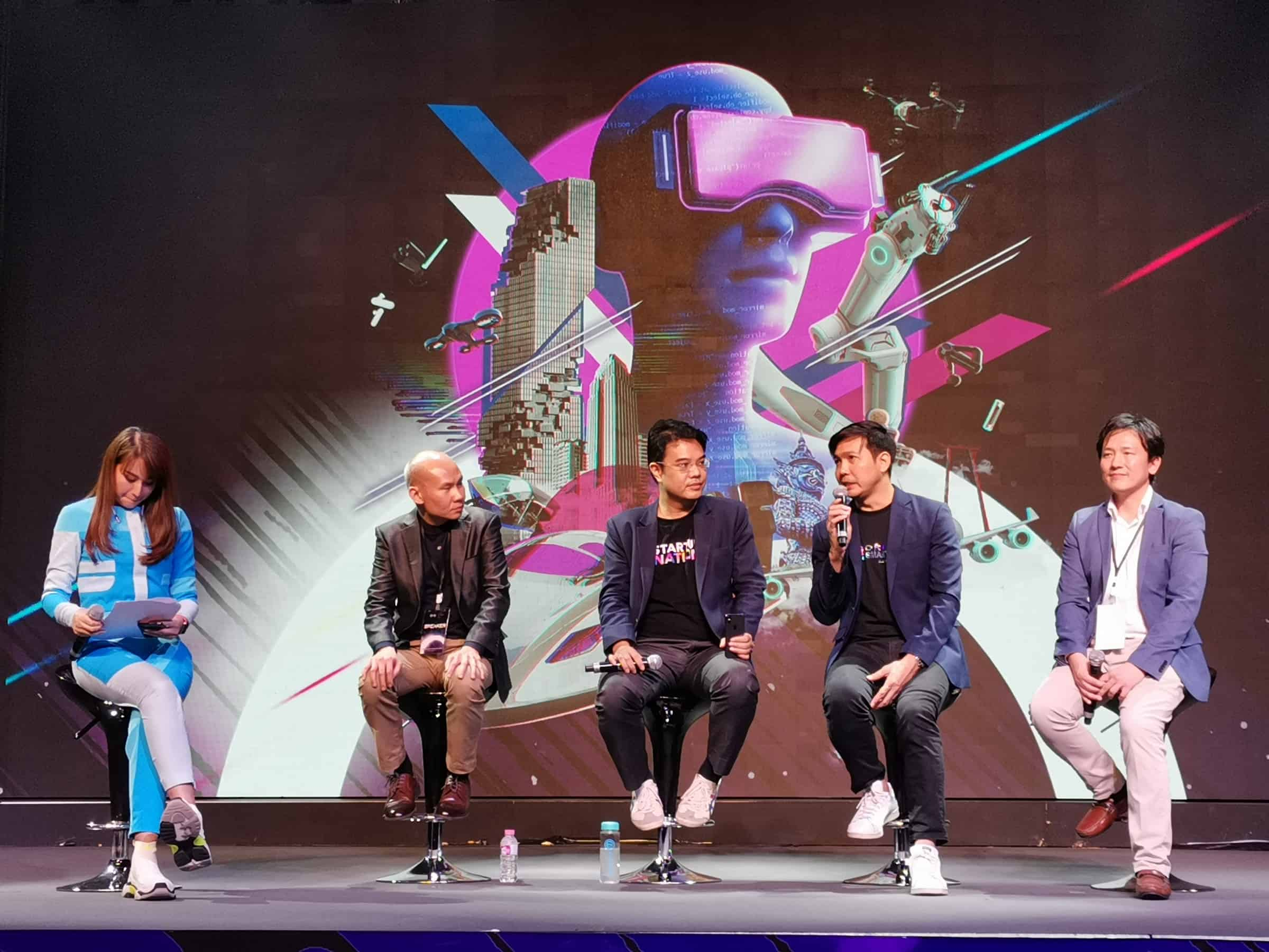 """ออริจิ้น ร่วมโชว์ศักยภาพสุดสมาร์ทในงาน """"OIIO Thailand TECHLAND 2019"""""""