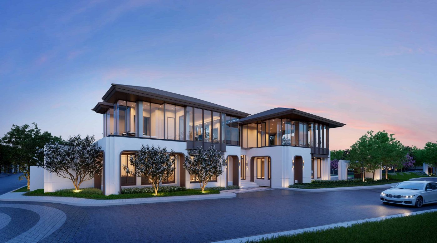Belgravia Exclusive Pool Villa Bangna Rama9