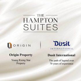 ปรากฏการณ์ลงทุนใหม่บนศรีราชา ครั้งแรก ของ Origin X Dusit ส่ง 'The Hampton Suites'